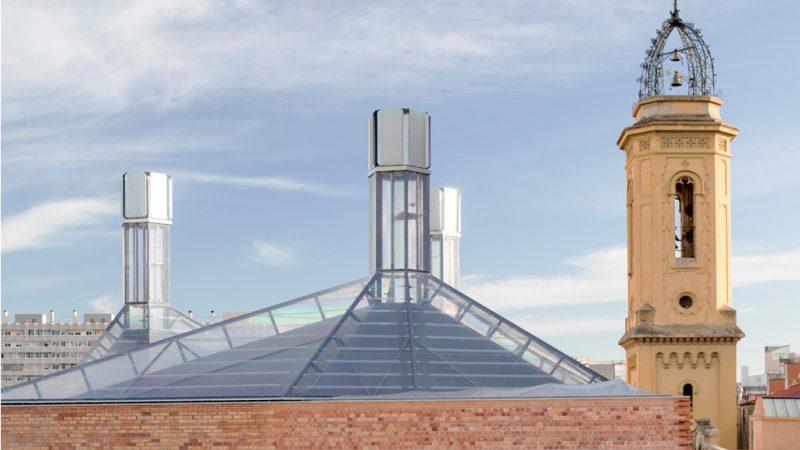 chimeneas solares