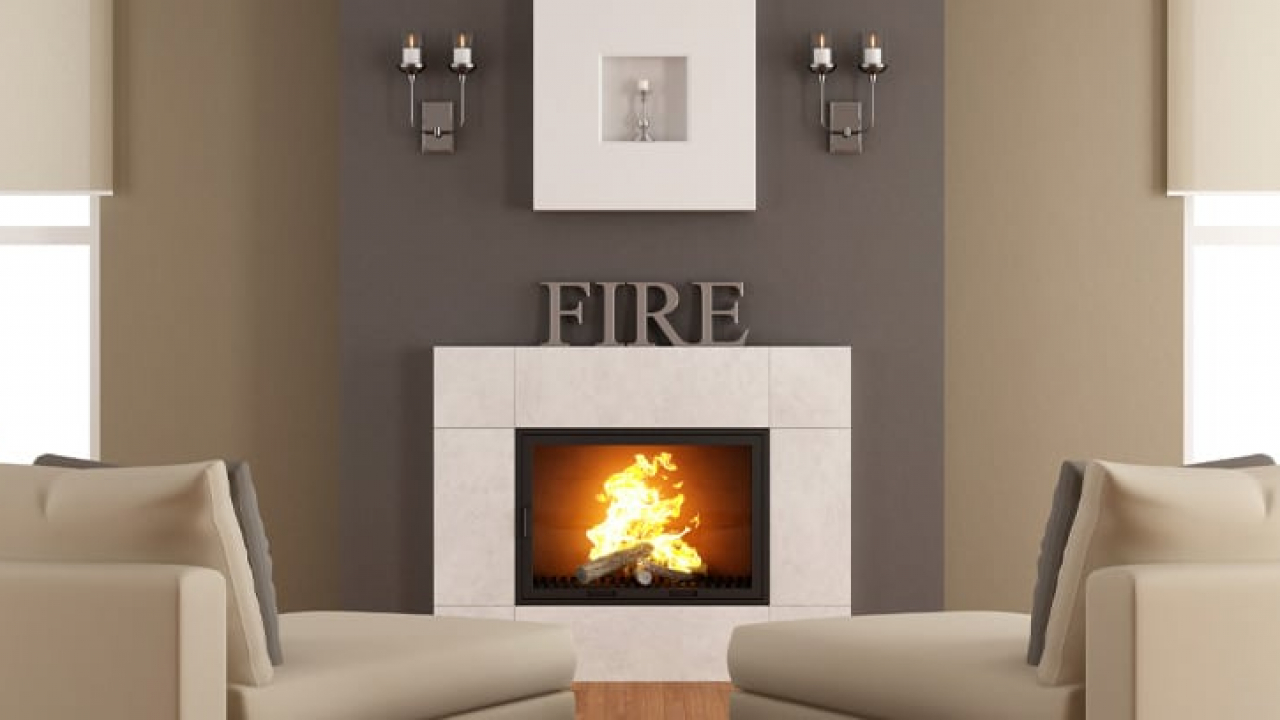 CHIMENEA SALA FIRE