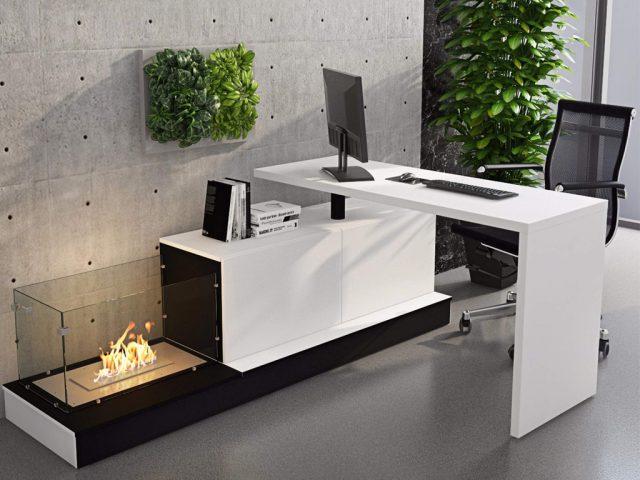 chimenea escritorio SelectionHome