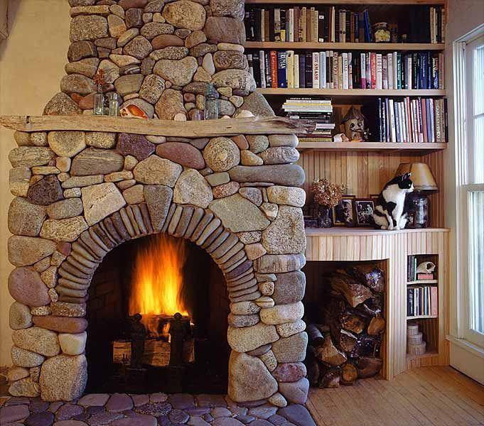 Instalación de chimeneas de leña